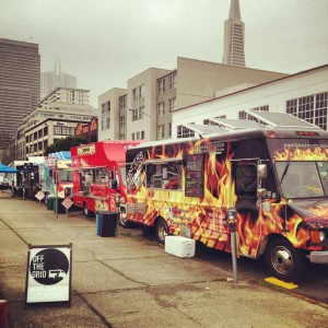 Why San Francisco Loves Food Trucks